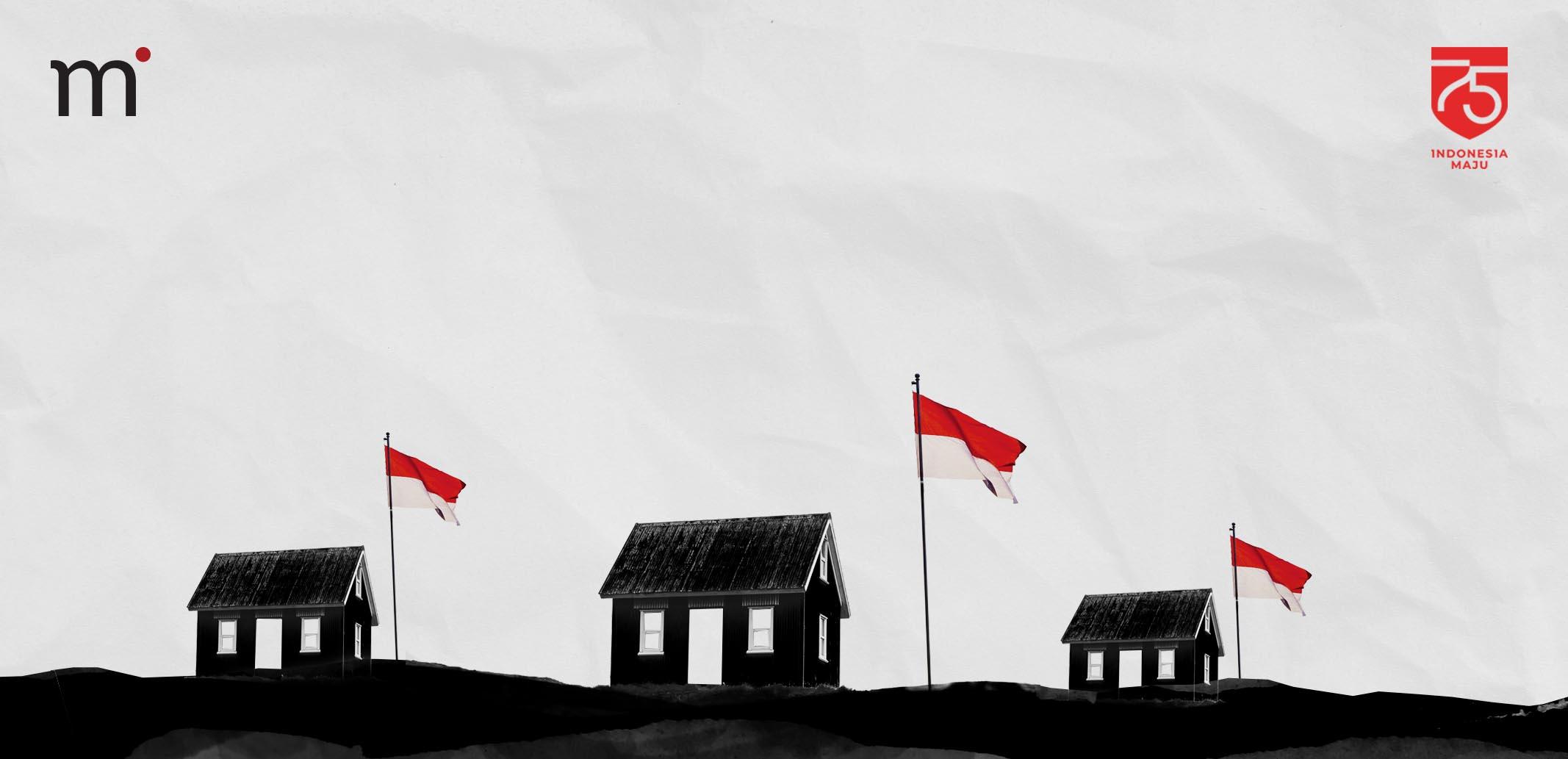 Bersama Kita Rayakan Kemerdekaan Indonesia